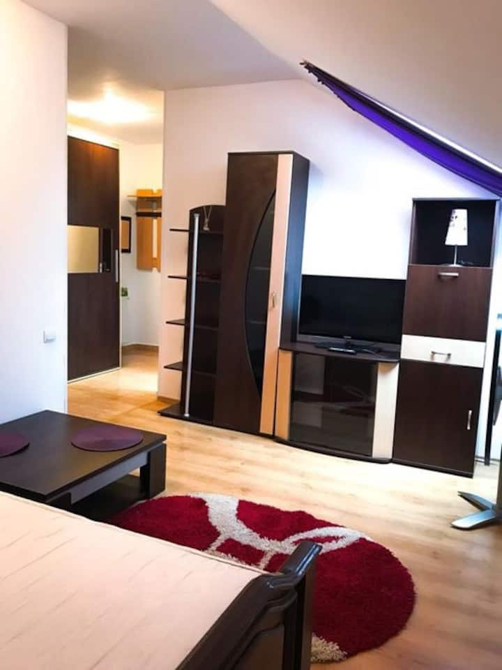 Apartament super curat