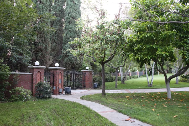 The Dream Garden Home - 梦幻花园 - Pasadena - Huis
