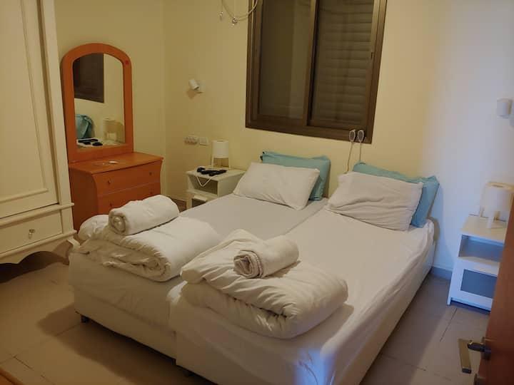 4 rooms apartment in sde boker - zimmer Gefen