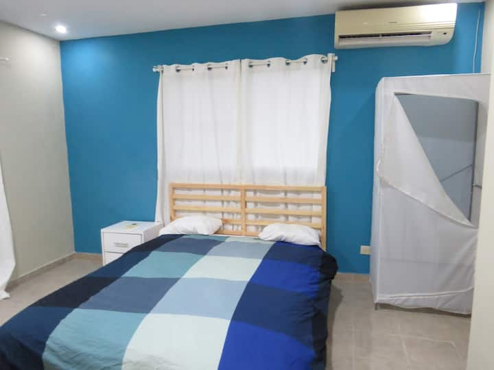 Bavaro Hostel, Habitación Matrimonial
