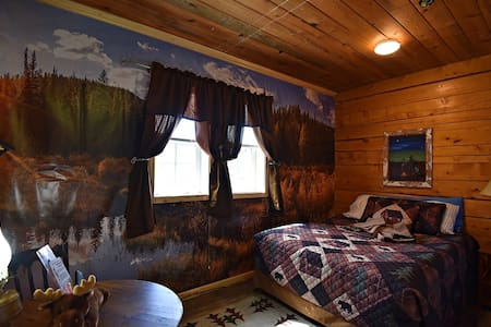 Alaskan Stoves Hostel: Private Room 1 for 2 Guests