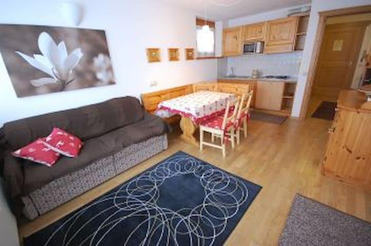 Appartamento 2/4 persone e balcone - La Villa - Appartement