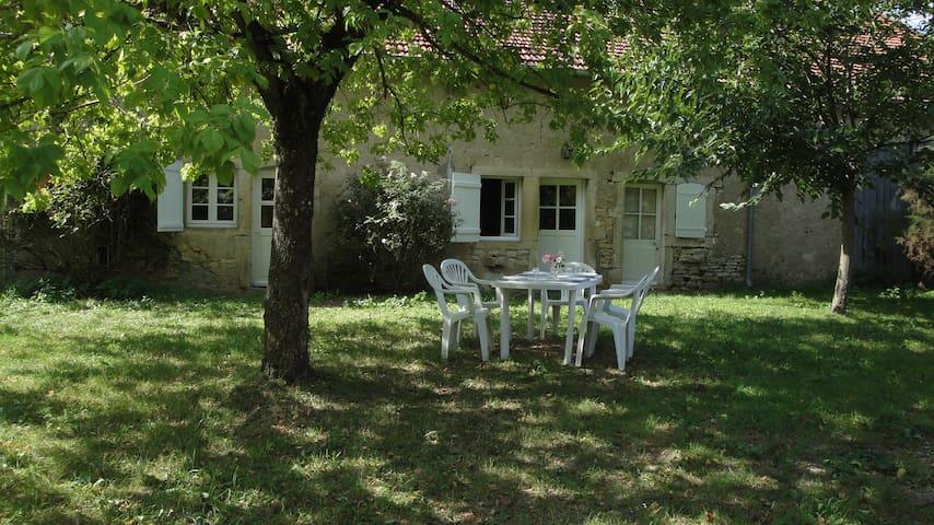 Gite près de Dole (Jura) - Dammartin-Marpain - Dom