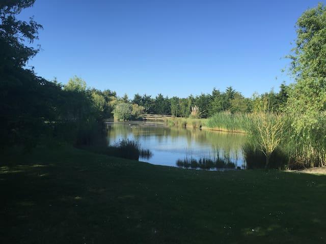 """Chambres d'hôtes au calme """"Roseau"""" - Saint-Jean-de-Monts - Casa"""