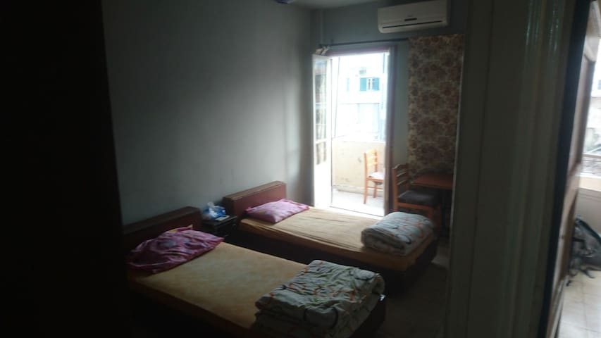Cozy warm apartment in quite street in Mar Mikhail