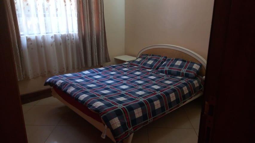 Ngong Hills View | Double Room - Nairobi - Hus