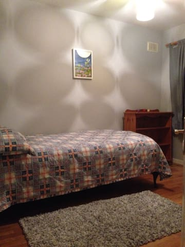 single bedroom & bathroom - Lucan - Talo