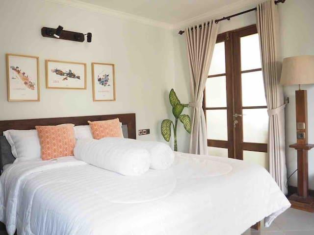 PROMO Tajug Loro #1 - Modern-javanese style rooms