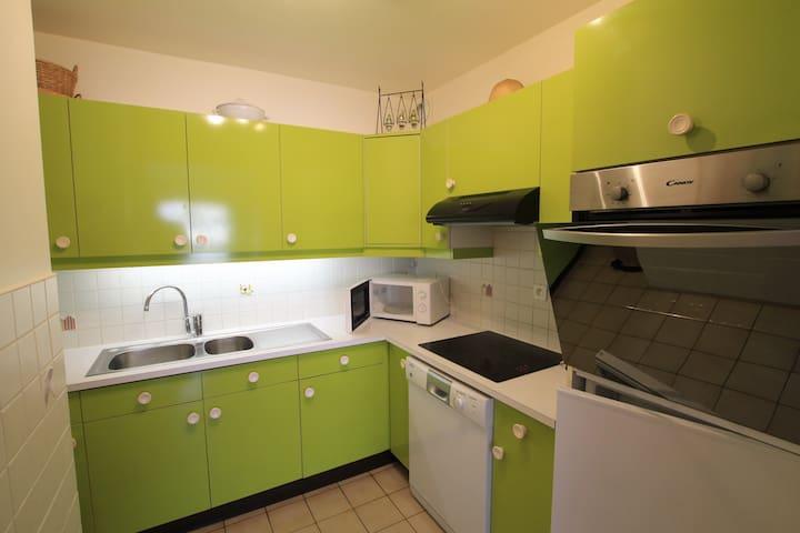 BORD DE MER, appartement cosy