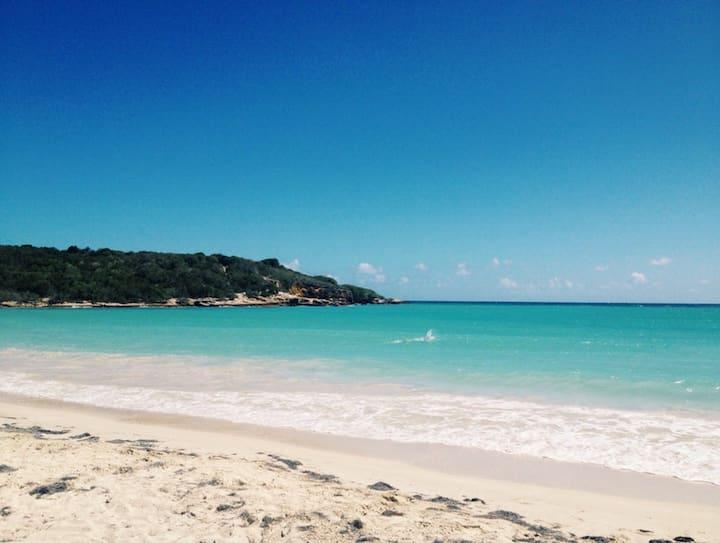 Oceanfront Getaway- Condominios Playas del Caribe.