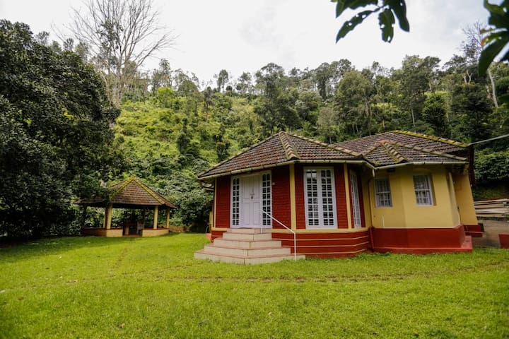 Vacation Bungalow Rental near Madikeri