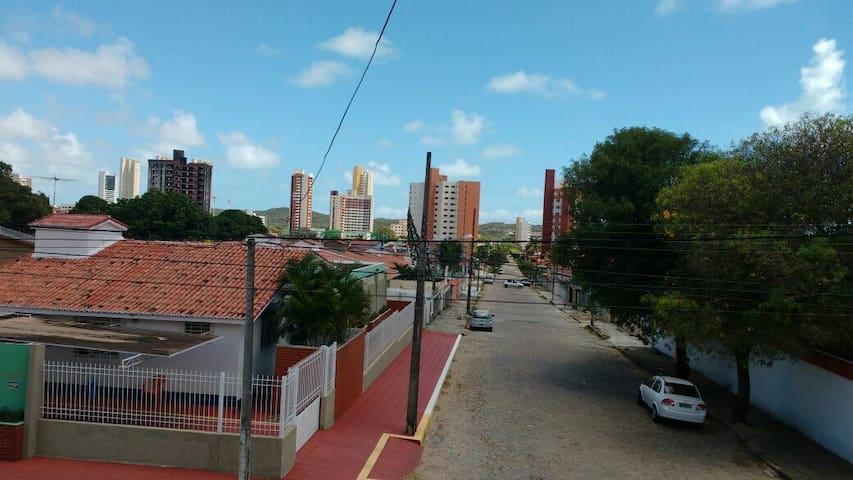 Apartamento perto da Praia de Ponta Negra - 01