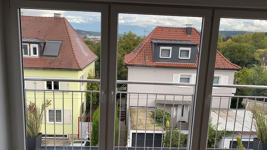 Wohnen mit Aussicht über Bad Cannstatt