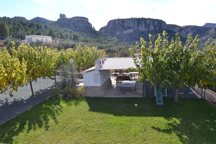 Casa Rural en Benizar - Casas el Castillo - Fuente de Benizar - House