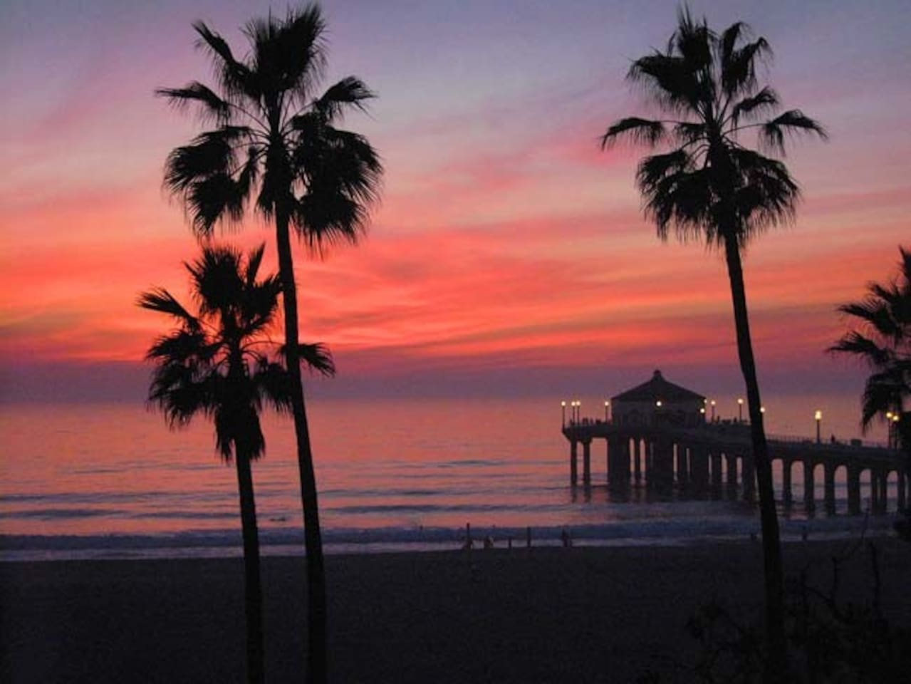Enjoy the Manhattan Beach Lifestyle by checking in to this most desirable address