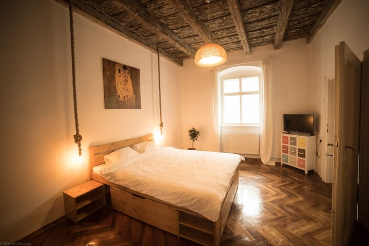 Designer's Apartment in the Old Town