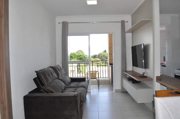 Apartamento Mobiliado Jundiaí