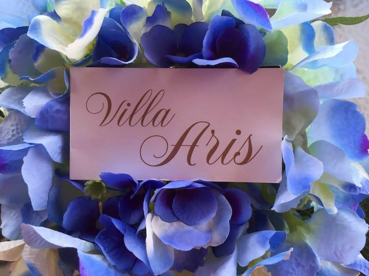 VILLA ARIS - SEA VIEW