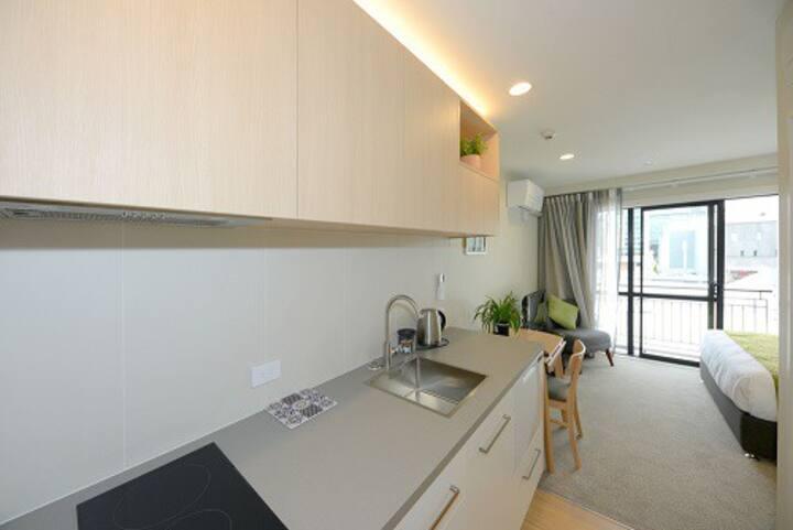Studio Apartment WEST FITZROY APARTMENTS