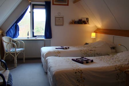 Nature's calling at B&B Korenbloem - Zuidwolde - Bed & Breakfast