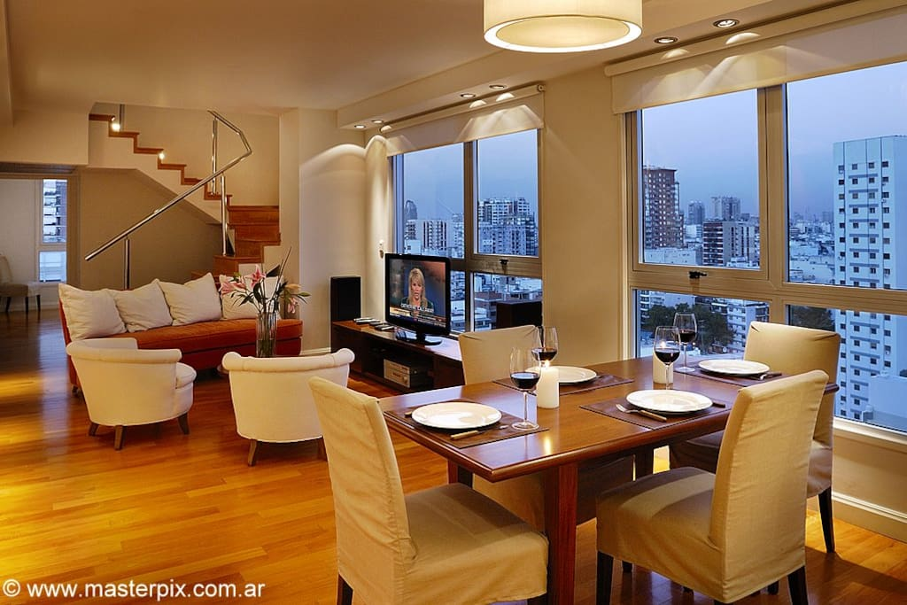 Amazing 3 bedroom apt in palermo apartments for rent in for Apartments in buenos aires