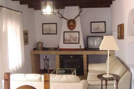 Casa Los Balcones; Relax naturaleza - Montoro - House