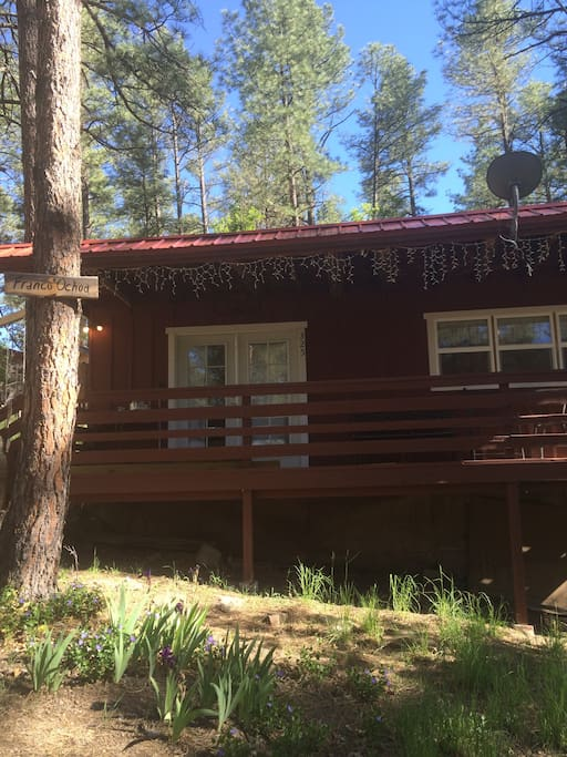 5 Bears Cabin Cabins For Rent In Ruidoso New Mexico