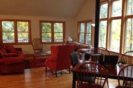 Perfect lakeside Litchfield getaway - Bethlehem