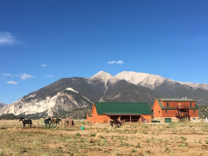 Foxton Farm - 1.5 mi. to Mt. Princeton Hot Springs