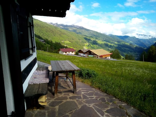 Vacation in the mountains on the Großglockner