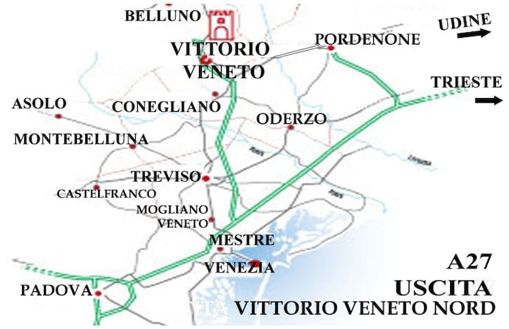 vittorio veneto 2017: top 20 holiday lettings vittorio veneto ... - Arredo Bagno Vittorio Veneto