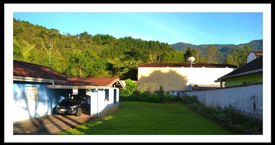 Linda Casa em São Francisco Xavier - São Francisco Xavier - House