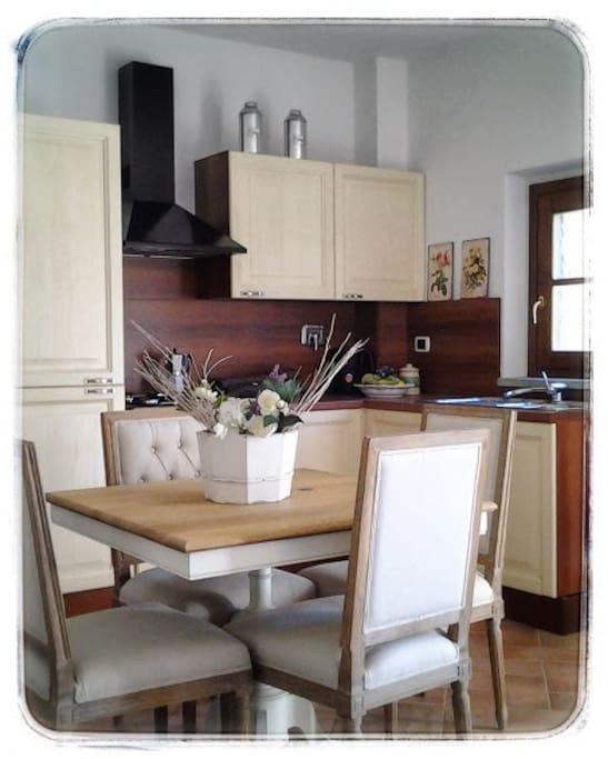 'La Grande Bellezza' angolo cucina