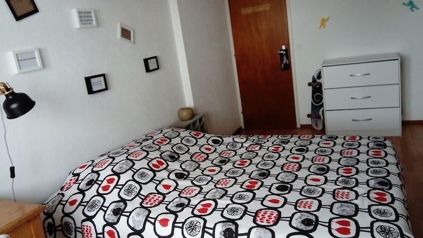 Bel appartement lumineux et spacieux - Les Breuleux - Leilighet
