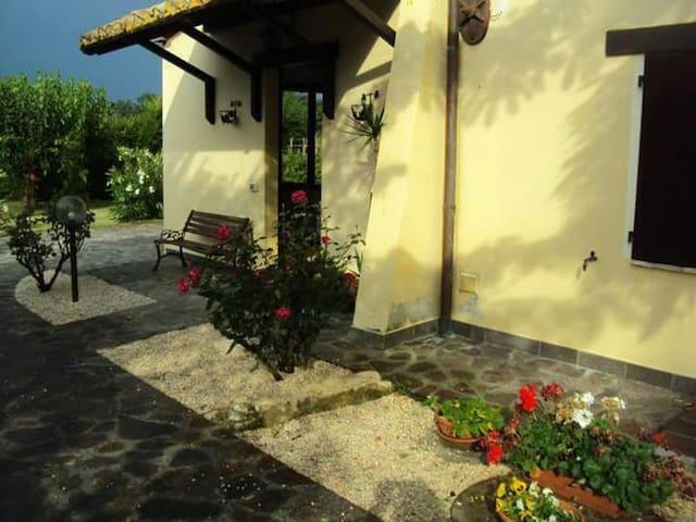 Grande appartamento in campagna - Monterado - Leilighet