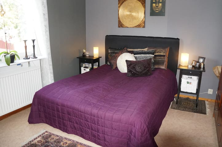 Egen lägenhet i Umeå - Umeå - Apartemen