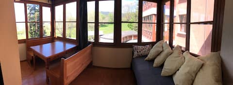 Residència Montana Park, a 10min del train jaune