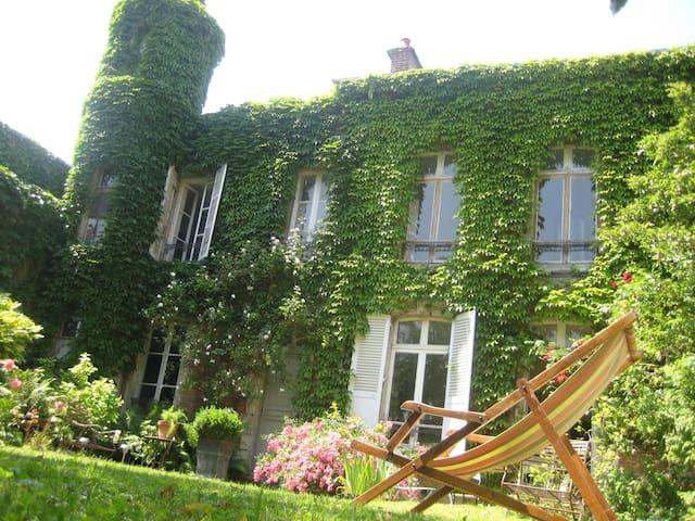 Grande chambre au centre ville - Charleville-Mézières - Oda + Kahvaltı