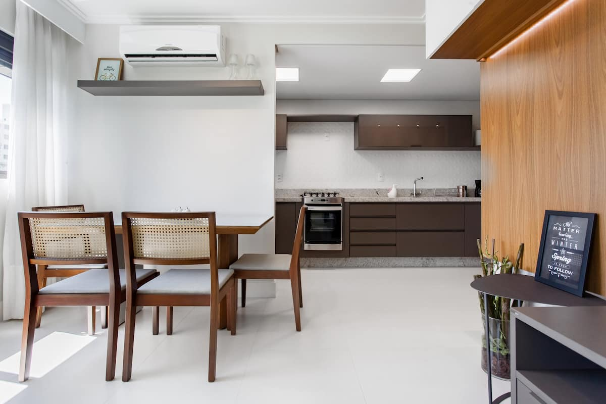 Sofisticado e confortável Loft próximo a Beira-mar norte