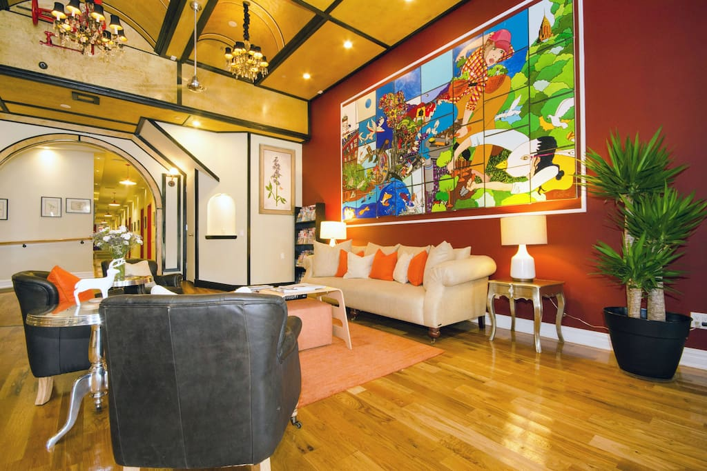 Superior Box House Boutique Hotels For Rent In Brooklyn New York United States