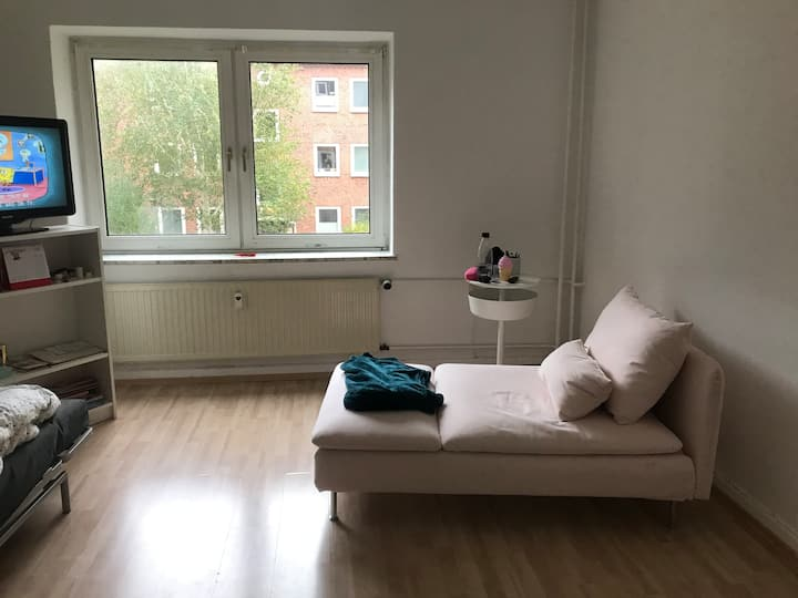 Cozy flat in central area of Kiel