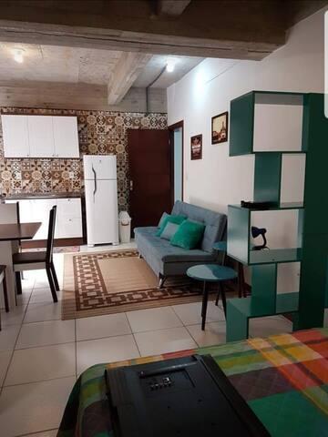 Loft confortável e novo no centro de Rio Grande