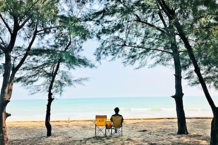 1BR Sea View ❤️Cha Am - Hua Hin❤️300M to Beach