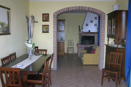 apartment in house near Collazzone