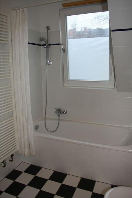Badezimmer zur Gemeinsamen Nutzung