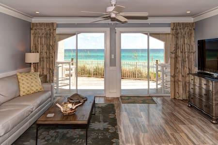 Seagrove Beachfront Condo - Dune Villas 4A - Santa Rosa Beach - Condominium