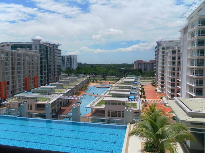 Pool Facing, Restaurants @ Oasis, Ara Damansara