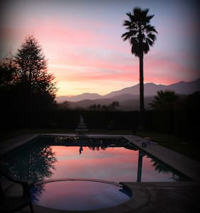 Isolation at Heaven on Ojai's Earth