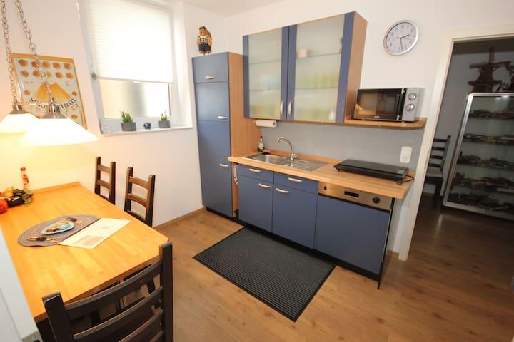 Gästewohnung I im Erdgeschoss - Hilden - Wohnung