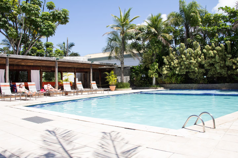 Piscina do Hotel / Hotel Pool